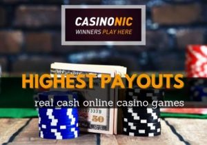 casinonic casino offers the highest payout
